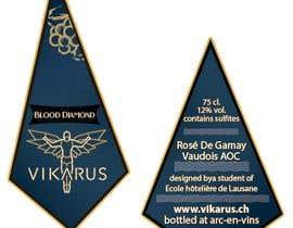 #29 untuk Design Wine Label Concepts oleh Pespis