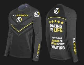 #11 untuk Karting Team Long-sleeve shirt oleh minimalwork