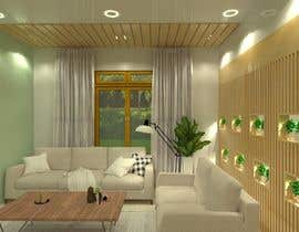 #21 для Interior Design for Small Apartment от RamsiyaIbrahim
