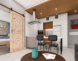 #14 для Interior Design for Small Apartment от arclinhle