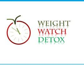 #74 untuk Logo Design for Weight Watch Detox . com oleh menafa