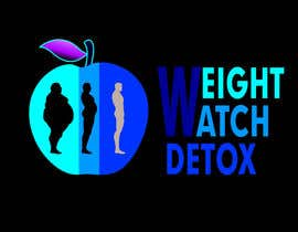 #70 untuk Logo Design for Weight Watch Detox . com oleh itcostin