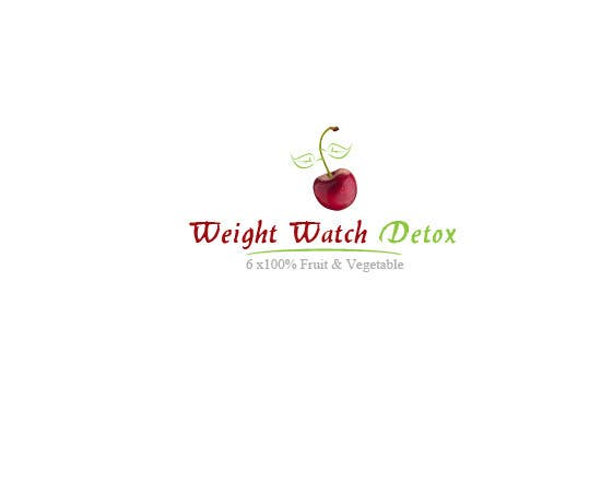 #66 for Logo Design for Weight Watch Detox . com by Aakashbansal32