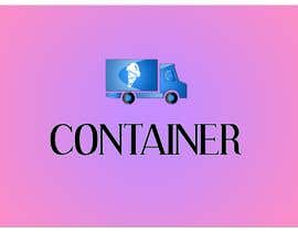 #39 for Design Logo and Background for the Container Booth by bhavanis1091