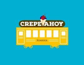 #153 untuk Name, logo and miscelleanous food truck oleh maisomera
