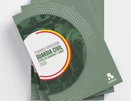 #5 para Diseño portada, contraportada y lomo de libro de oposición de PButtercup