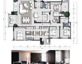 Nro 21 kilpailuun Interior design for a house käyttäjältä mengmengS
