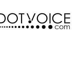 swethaparimi tarafından Design a Logo for dotvoice.com için no 9
