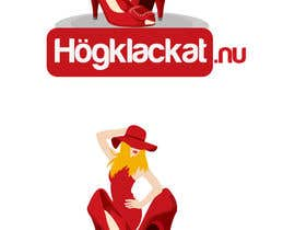 nº 38 pour Logo Design for site selling high heel stiletto shoes par YogNel