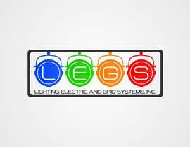 #68 for Design a Logo for Lighting Electric and Grid Systems, Inc. -- 2 af omenarianda