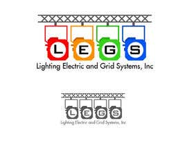 #131 for Design a Logo for Lighting Electric and Grid Systems, Inc. -- 2 af neerajvrma87