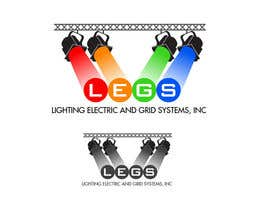 #132 for Design a Logo for Lighting Electric and Grid Systems, Inc. -- 2 af neerajvrma87