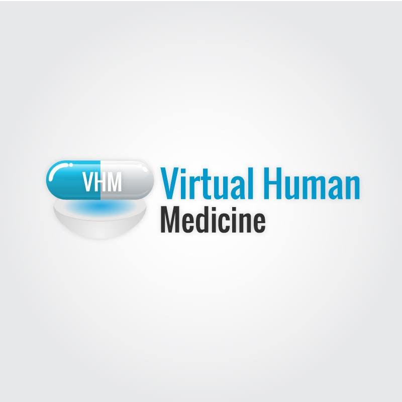 #2 for Logo Design for science concept - 3D Medicine by eak108