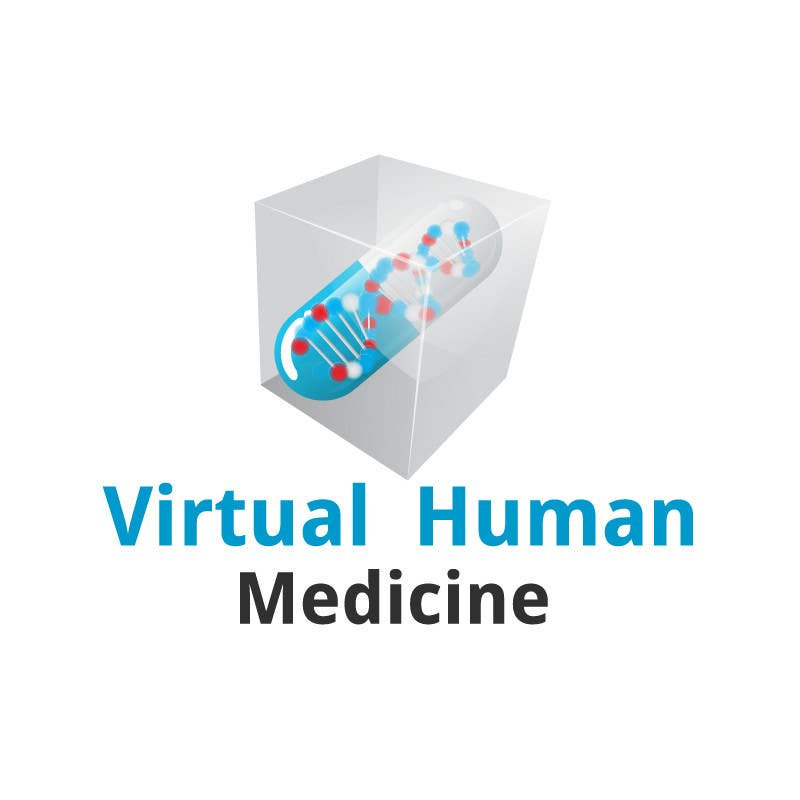 #11 for Logo Design for science concept - 3D Medicine by eak108