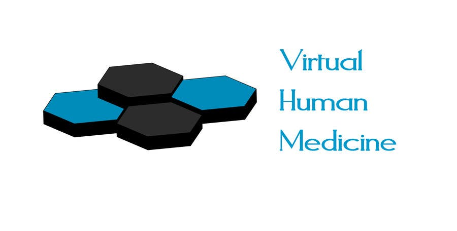 #3 for Logo Design for science concept - 3D Medicine by StanleyV2