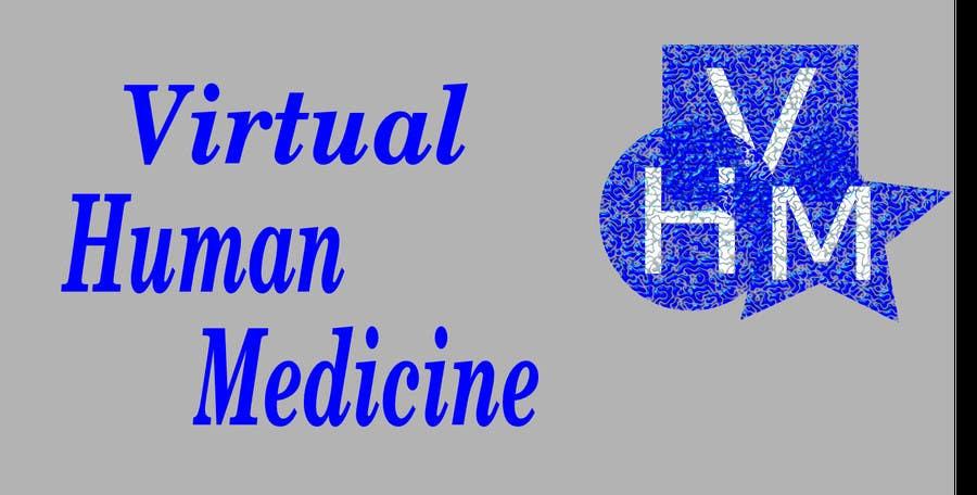 #4 for Logo Design for science concept - 3D Medicine by feran13
