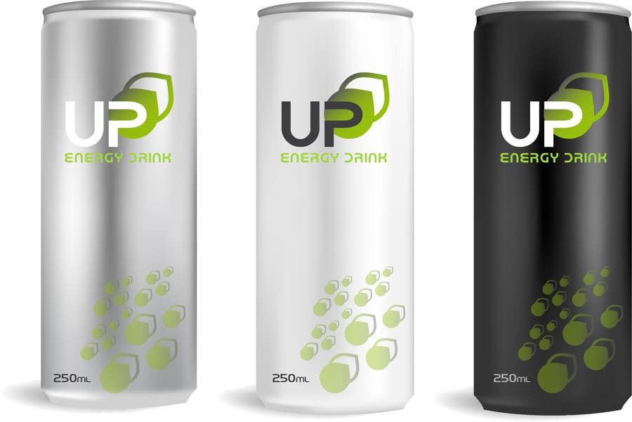 Kilpailutyö #201 kilpailussa Logo Design for Energy/Mineral Drink
