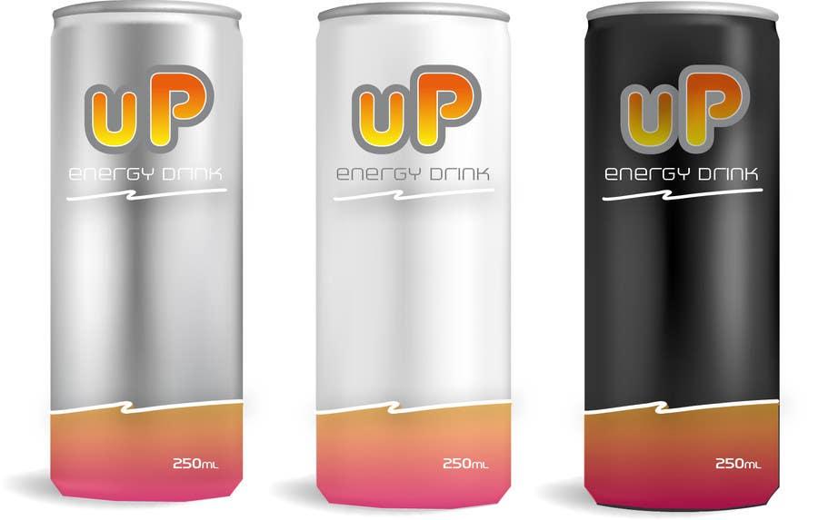 Bài tham dự cuộc thi #205 cho Logo Design for Energy/Mineral Drink