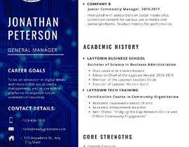 #7 untuk rebuild and design CV oleh kayunn
