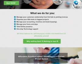 #2 untuk Design a Landing Page oleh rahul0887