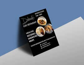 #53 untuk flyer for DELMELA CAFE oleh immasummia