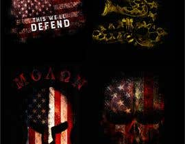 #238 สำหรับ *** 10 Shirt US Patriotic designs Needed!! โดย ericgran