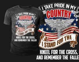 #88 para *** 10 Shirt US Patriotic designs Needed!! de Emranhossain388