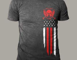 #260 สำหรับ *** 10 Shirt US Patriotic designs Needed!! โดย Emranhossain388