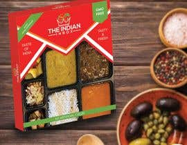 #70 for Food Packaging Box (Indian Thali Box) by ReallyCreative