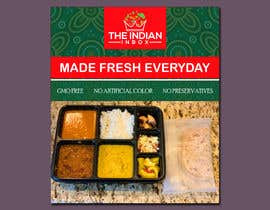 #75 for Food Packaging Box (Indian Thali Box) by Kalluto