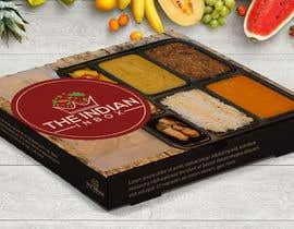 #63 for Food Packaging Box (Indian Thali Box) by shuvashisshuvo