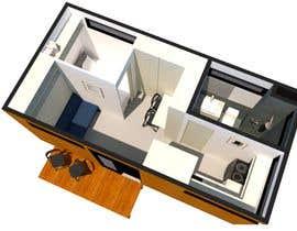 #26 for Design for a tiny mobile home af walliscurribarri