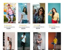 Nro 54 kilpailuun build me a website/shopify site. käyttäjältä moniruzzaman97m