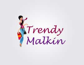 #18 for Design a Logo for TRENDY MALKIN by satpalsood