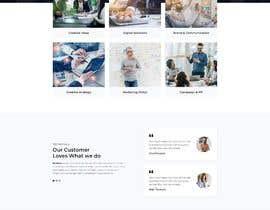 Nro 6 kilpailuun Website for startup Staffing business käyttäjältä ivanstefanovickg