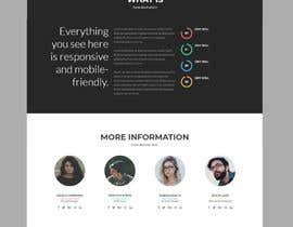 Nro 15 kilpailuun Website for startup Staffing business käyttäjältä hosnearasharif