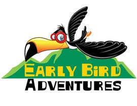 #49 untuk Logo Design for Early Bird Adventures oleh humphreysmartin