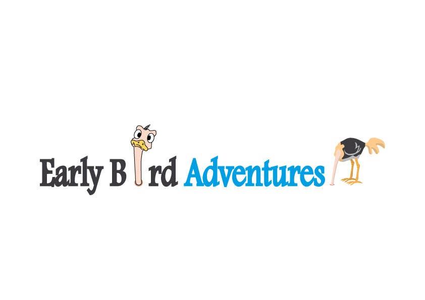 Konkurrenceindlæg #                                        32                                      for                                         Logo Design for Early Bird Adventures
