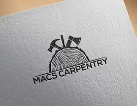 Nro 57 kilpailuun create a carpenter logo käyttäjältä kajal015