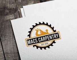 Nro 47 kilpailuun create a carpenter logo käyttäjältä JannatArni