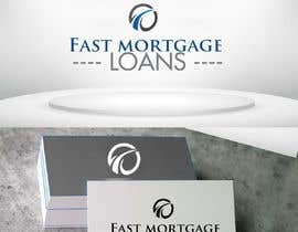 """#17 for A logo designed for """"Fast Mortgage Loans"""" by designutility"""
