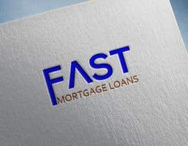 """#20 for A logo designed for """"Fast Mortgage Loans"""" by mohimaemma"""