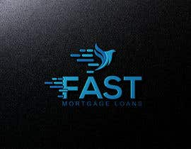 """#26 for A logo designed for """"Fast Mortgage Loans"""" by mozibulhoque666"""