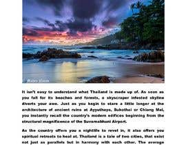 #2 for Need Travel guide article for Asian Countries by jaiswalaswani