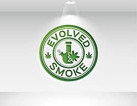 #21 for LOGO Design for EvolvedSmoke.ca by JannatArni