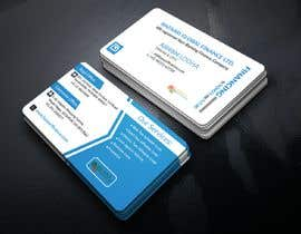 #88 for Redesign of Business Card - Finance Company by Asadul1979