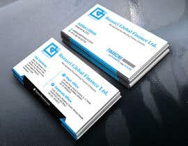 #148 for Redesign of Business Card - Finance Company by moslehu13
