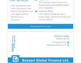 #141 for Redesign of Business Card - Finance Company by CreativeShovro
