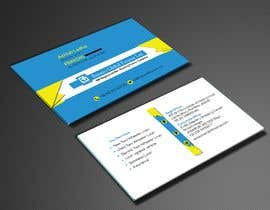 #142 for Redesign of Business Card - Finance Company by jakiahjahan