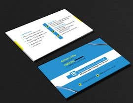 #155 cho Redesign of Business Card - Finance Company bởi jakiahjahan